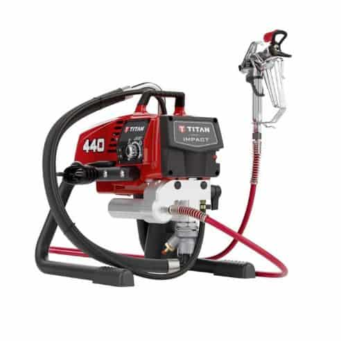 Gas Powered Line Stripping Paint Sprayer Runyon Equipment Rental